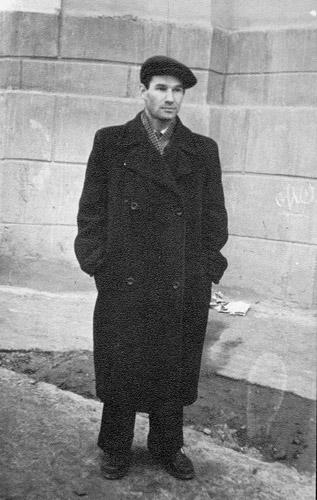Лев Мышляев. 1960г.