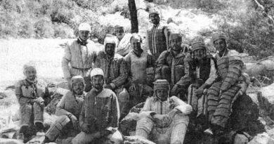 «Майнакская развязка» / р. Чарын / Казахстан / 1987