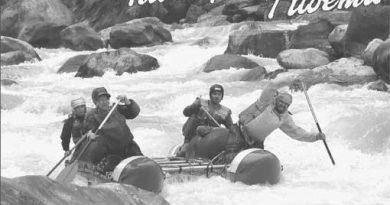 «Обнинск на карте Тибета » река Марсианди (Непал) 2004