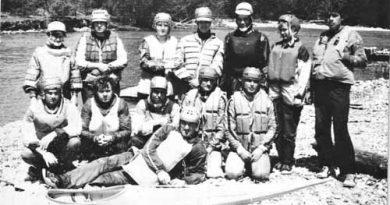 Река Пшеха, Северный Кавказ, 1988, отчет