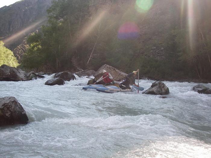 Фото 2. р.Лепсы, Лепсинский каньон, пр.8
