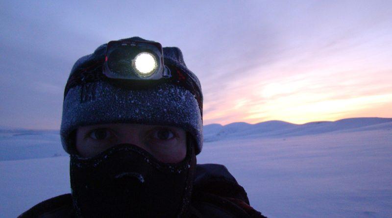 Ностальгическое воспоминание о лыжном походе 2010 года