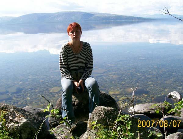 Кольский полуостров. Неповторимая красота Умбозера.
