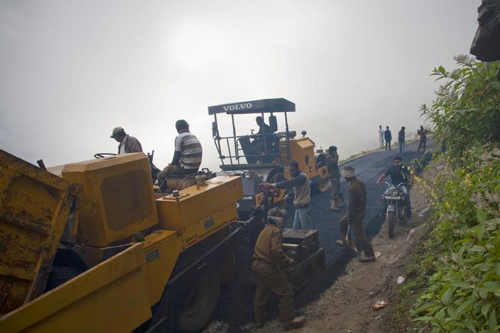 Ладакх.Тсарап Чу - Занскар - Инд. 2010