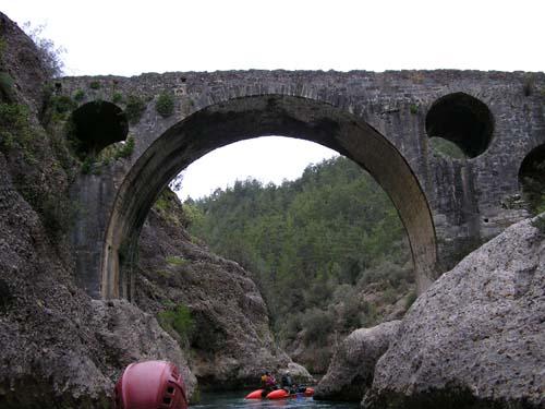 река Алара (Турция) апрель 2005, «Письмо другу»
