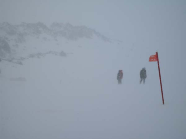 Соло-восхождение на Эльбрус. Лето 2009