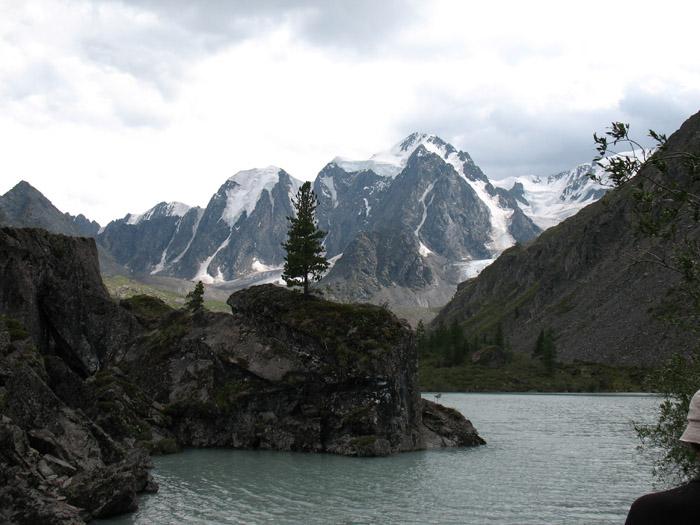 В. Шавлинское озеро.