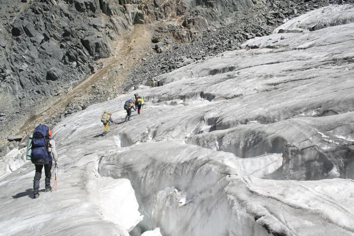 Ледник Юнгур.