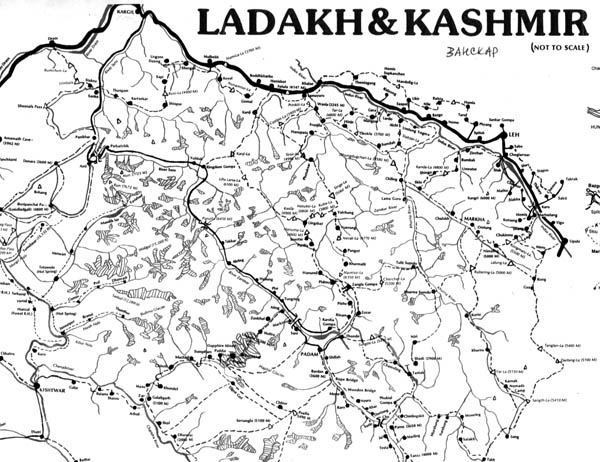 Путешествие по индийским Гималаям 16-30 августа 2008 года