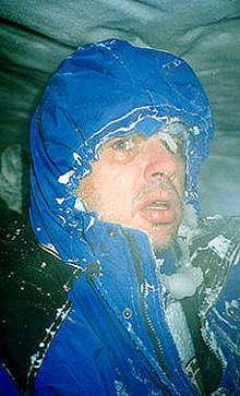 «Русская зима на Мак-Кинли» / 1998