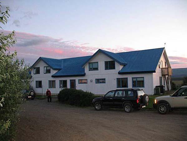 Ферма №538 в Eyjotfsstaðir