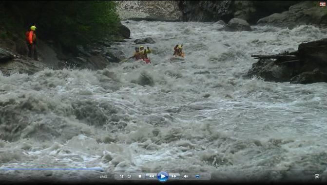 Технический отчет спортивного похода VI категории сложности по рекам Грузии, река Кура, река Риони, река Цхенисцкали