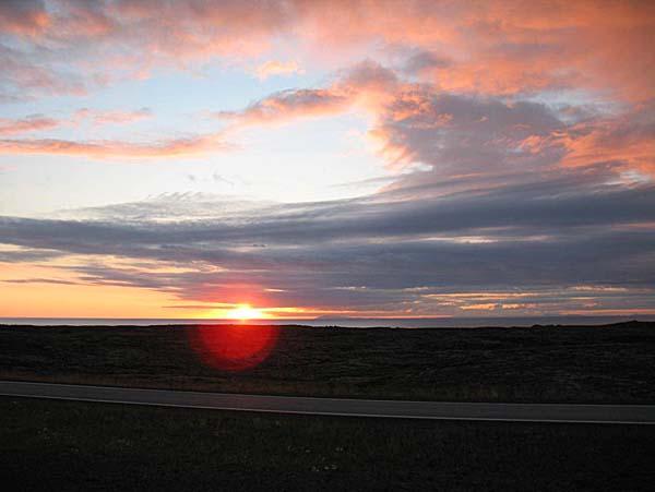 Дневник путешествия по Исландии