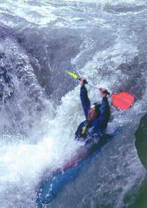 «Верхний Арун - река муссонного экстрема» / Непал  / октябрь 1996 / статья
