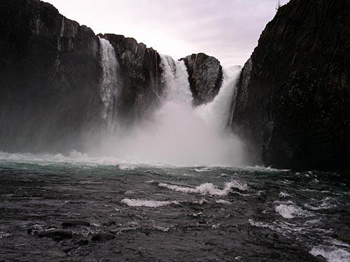 Фотоальбом - река Б.Ханамакит, озеро Аян, река Нирал, река Иркинда, озеро Кутарамакан, (плато Путорано)