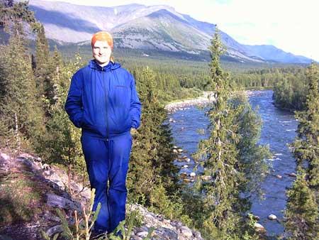 Пеший поход по Приполярному Уралу, в районе горы Манарага,     2004,  Дневник