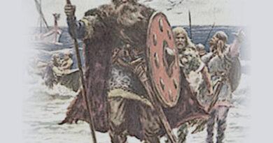 Викинги в Гималаях (литературный бред по мотивам индийского похода)