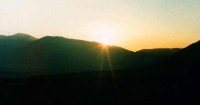 река Чаткал, Западный Тянь-Шань,  сентябрь - октябрь 1995, Техотчет