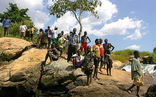 Виктория-Нил. Рафтинг. Каякинг. Сплав. /р. Белый Нил / Уганда / 2006