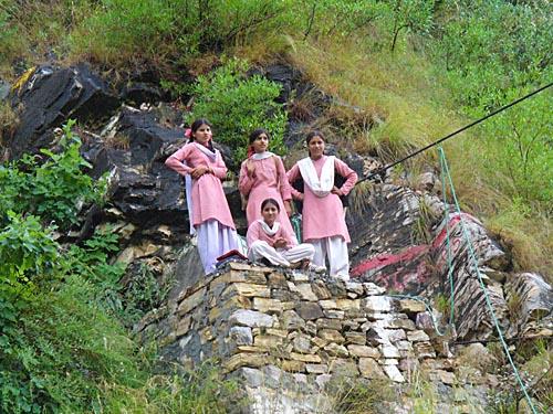 Отчет о походе по р. Сатледж (Sutlej), р. Спити (Spiti), Индия, 2007