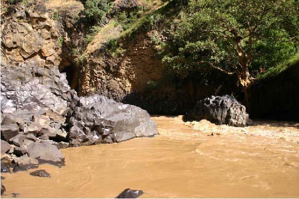 Рис.47. В каньоне.