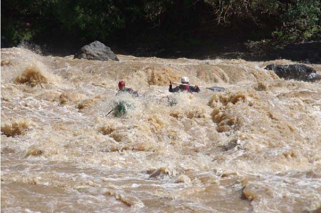 Голубой Нил, рязанская экспедиция 2009 / Blue Nile, russian expedition, 2009