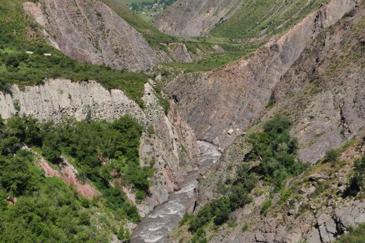 Фото 91. Р.Тар. Вторая ступень порога 14 «Цейтнот».