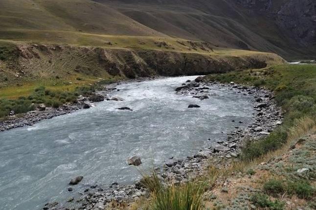 Фото27 Начало 2ого каскада Верхнего каньона