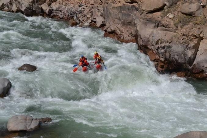 Отчет о спортивном водном походе 6кс по рекам Киргизии (Чонг Кемин, Малый Нарын, Кекемерен), сентябрь 2019