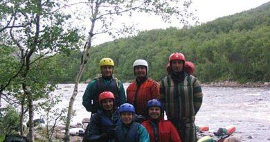 реки Титовка, Западная Лица июль-август 2006