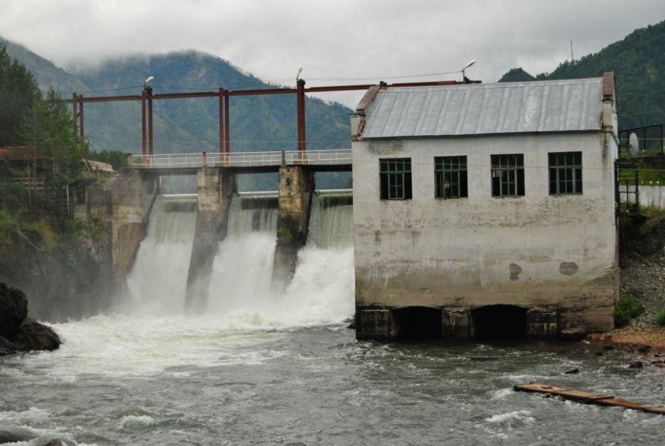 Фото 55 – Чемальская ГЭС