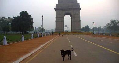 Дели, Индия, ноябрь 2006