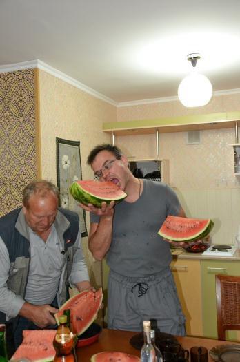 А Васька слушает, да ест…