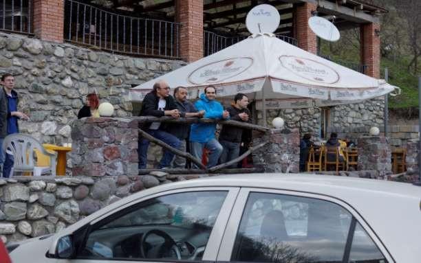 Фото 5 Придорожное кафе на пути в Тбилиси