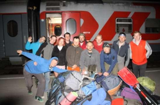 Фото 130 По прибытии на станции Рязань -2