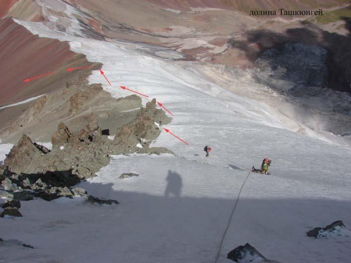 Ф.150 Спуск с пер.60лет Октября на лед.Коман, средняя часть