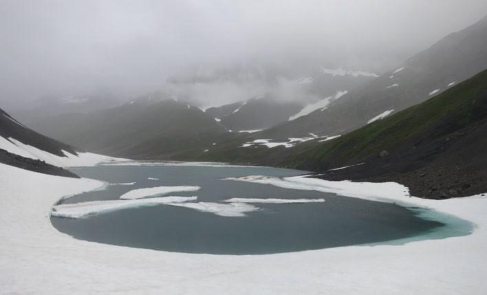 Ледяная, часть 2, Горное кольцо