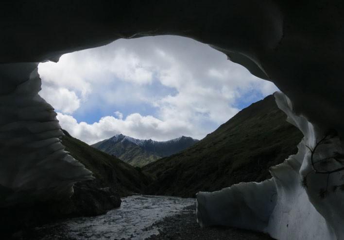 Ледяная. часть 5. от Ледяной к Хатырке
