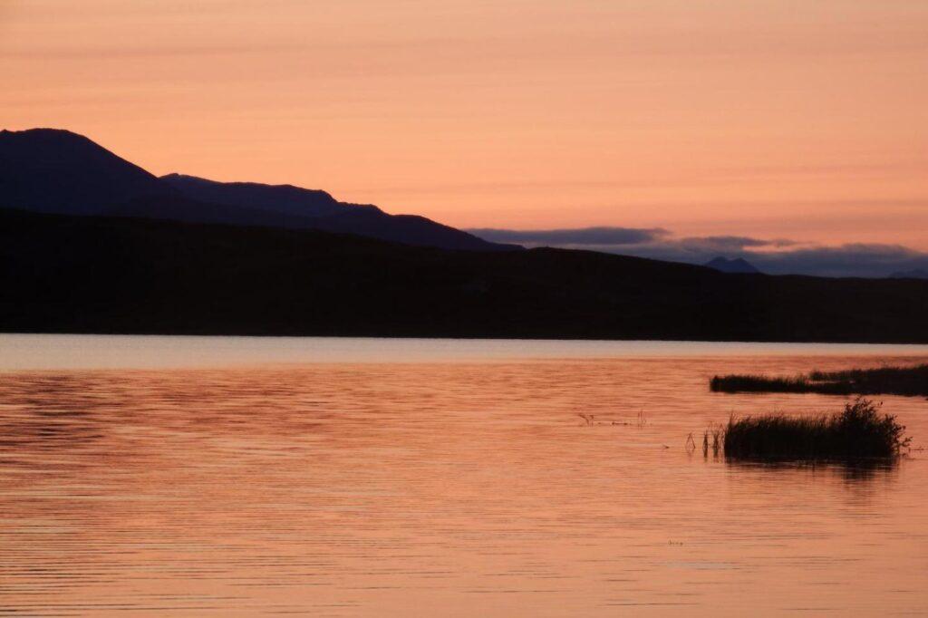 Озеро Янранайгытгын.