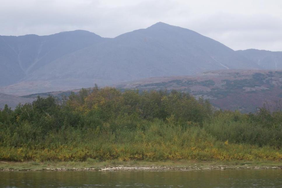 Гора Шпиль.